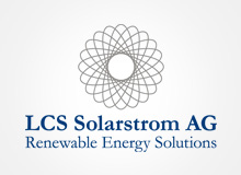 LCS Solarstrom AG - Logoentwicklung